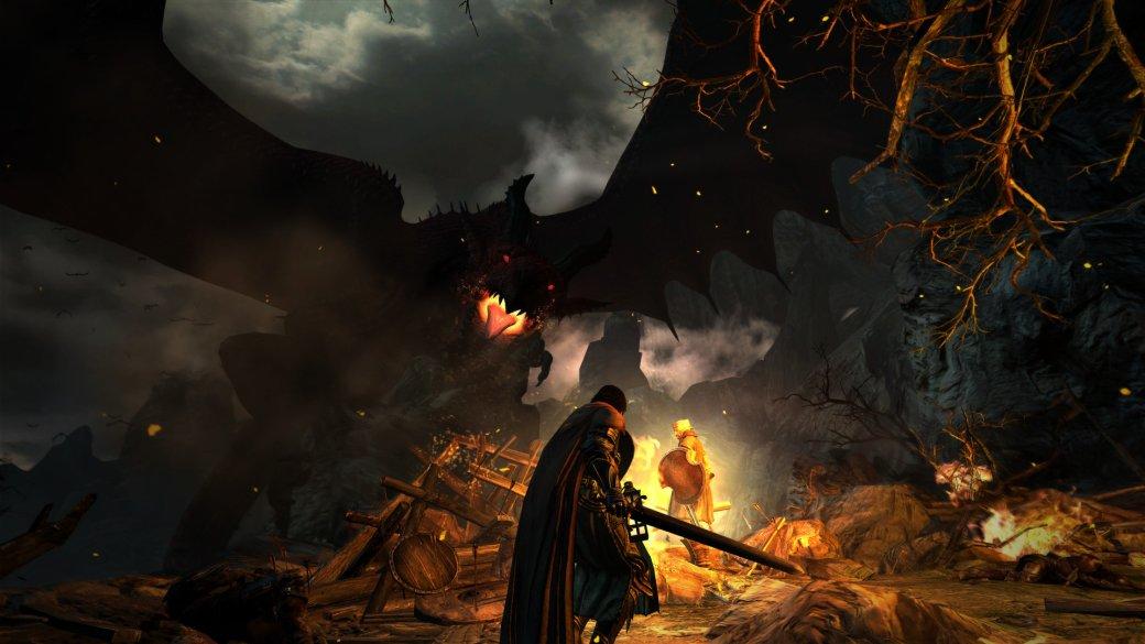 7 причин сыграть вDragon's Dogma: Dark Arisen