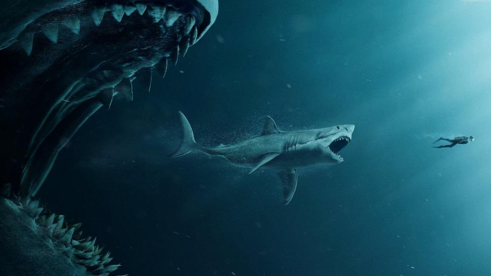 Что думают критики офильме «Мег: Монстр глубины»? Чем больше акула, тем меньше рисков | Канобу - Изображение 8358
