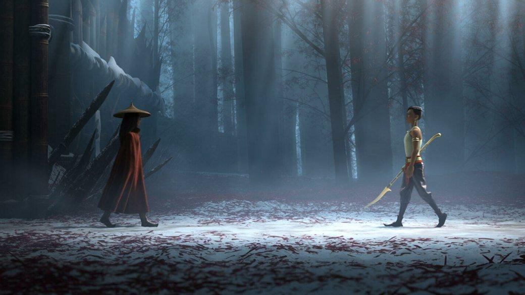 """Рецензия на мультфильм """"Райя и последний дракон"""" (2021)   Канобу - Изображение 644"""
