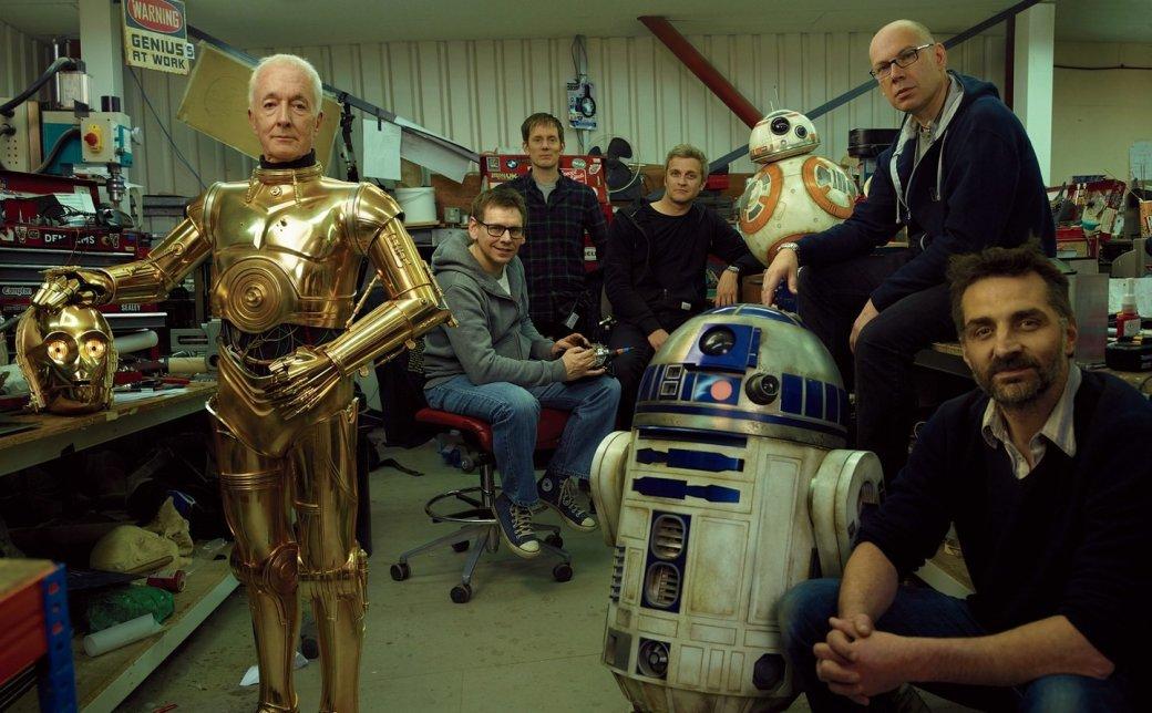 Почему «Звездные войны: Последние джедаи» — великолепный авторский фильм. - Изображение 3