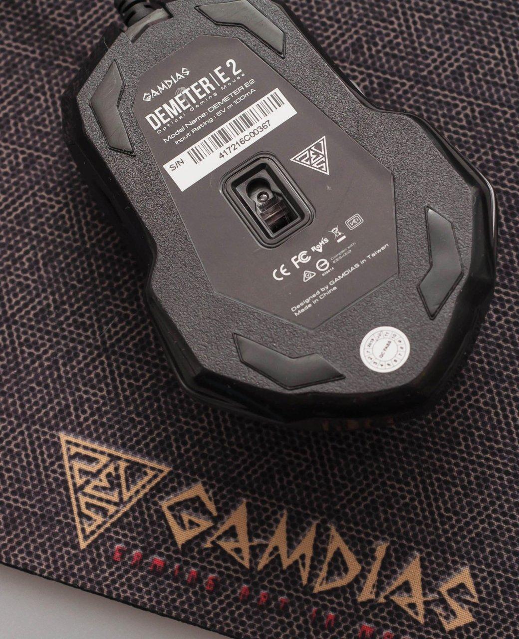 Обзор комплекта периферии Gamdias Hermes E1 Gaming Combo   Канобу - Изображение 9