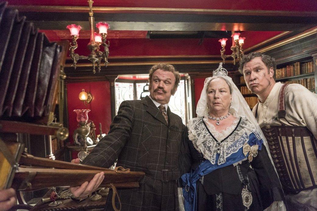 Рецензия натрэш-комедию «Холмс & Ватсон»— тот самый «худший фильм оШерлоке» | Канобу - Изображение 2