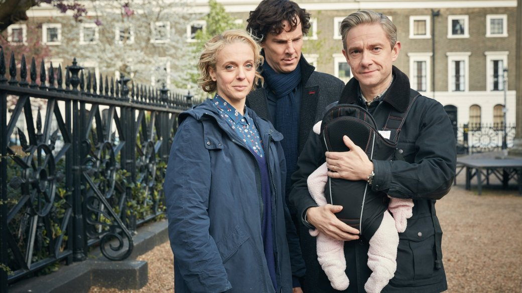 Рецензия на «Шесть Тэтчер», первую серию 4-го сезона «Шерлока» | Канобу - Изображение 5