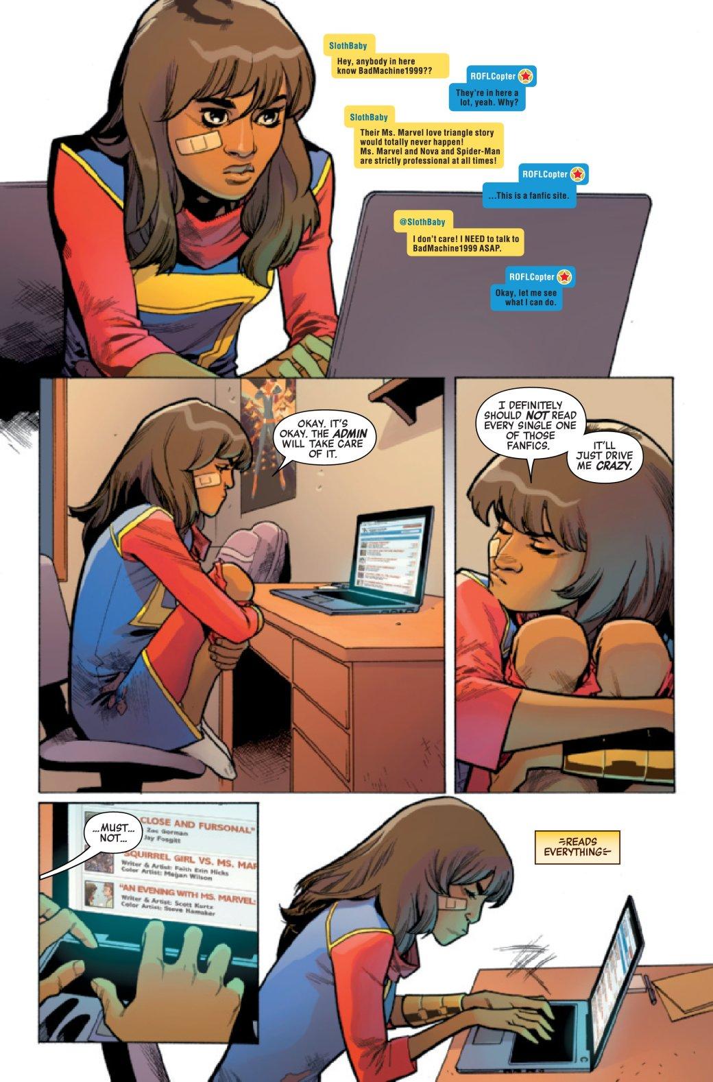 Начто способна мусульманка-супергерой? История Мисс Марвел | Канобу - Изображение 6998