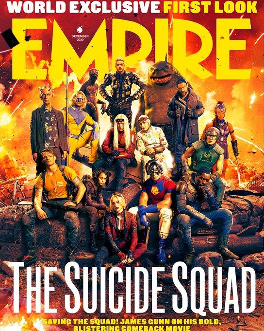 Появились обложки сперсонажами «Отряда самоубийц». Джеймс Ганн намекает, что больше половины умрет   Канобу - Изображение 5829