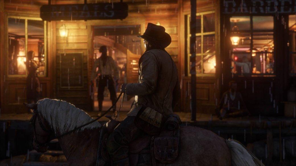 Digital Foundry оRed Dead Redemption 2: Rockstar снова готовится поражать передовыми технологиями   Канобу - Изображение 11655
