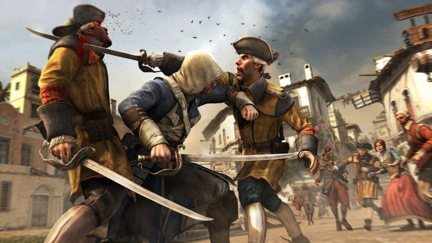 Рецензия на Assassin's Creed 4: Black Flag | Канобу - Изображение 1797