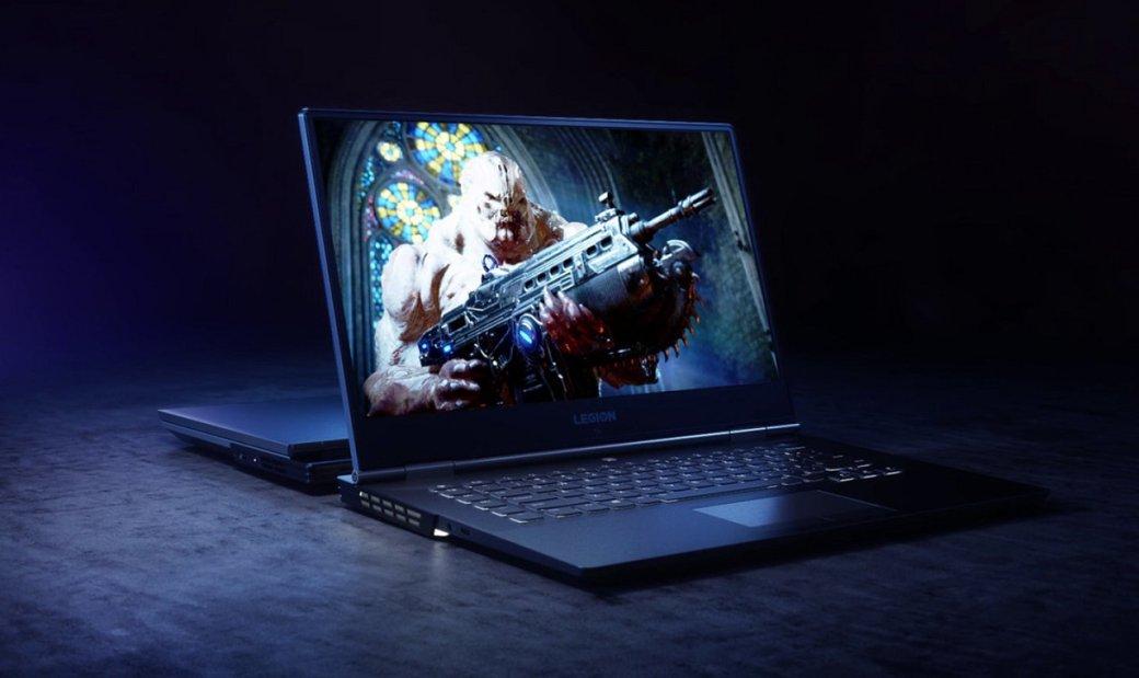 Lenovo выпустила Legion Y540 иY740: игровые ноутбуки сGeForce RTX 2060, 2070 и2080 | Канобу - Изображение 1