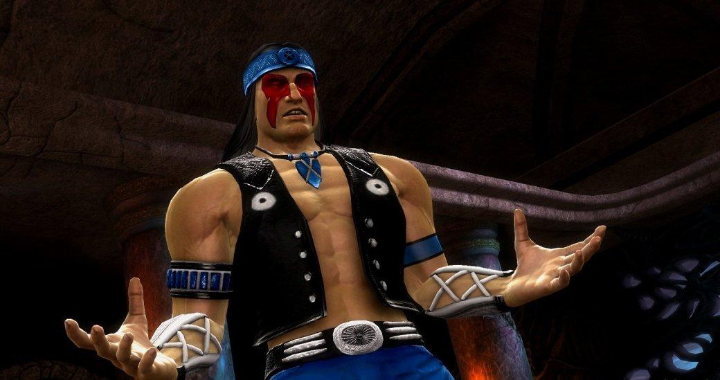 Одним избудущих DLC-бойцов Mortal Kombat 11 должен стать Ночной Волк. Или Волчица? | Канобу - Изображение 13087