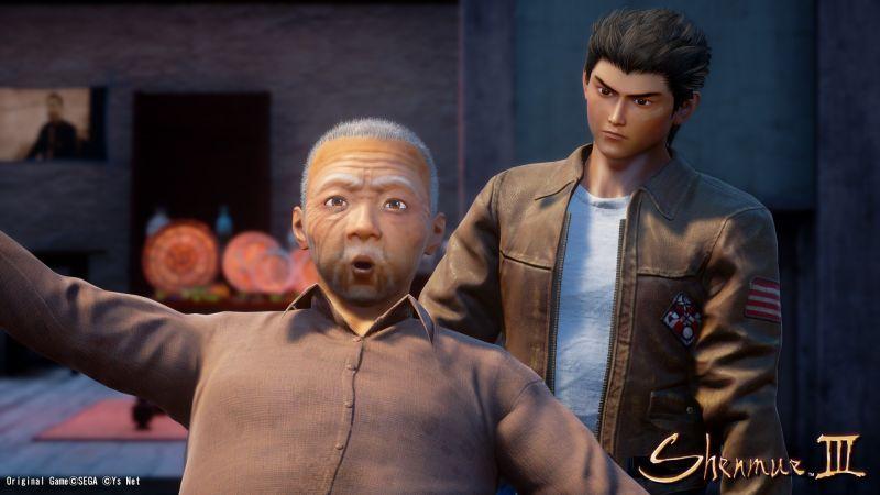 Ю Судзуки: «Мы выпустили трейлер Shenmue III без лицевой анимации»   Канобу - Изображение 1