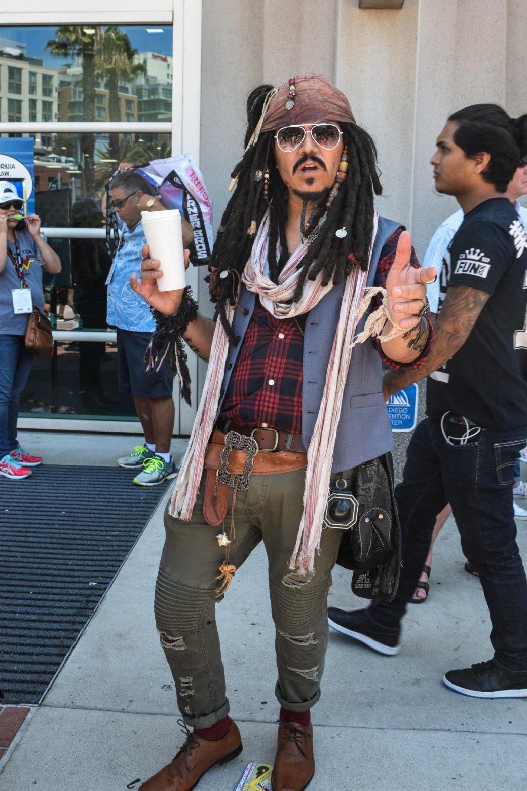 Лучший косплей San Diego Comic-Con International 2017 | Канобу - Изображение 16