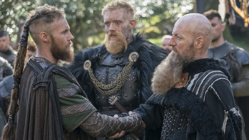 Рецензия на5 сезон сериала «Викинги» | Канобу