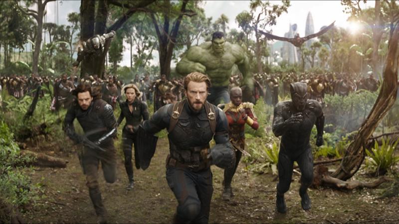 Актеры «Войны Бесконечности» узнали концовку фильма вдень еесъемок. - Изображение 1