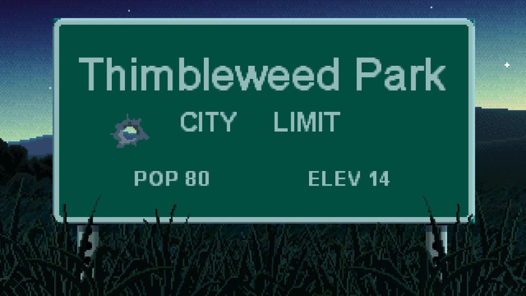 Рецензия на Thimbleweed Park. Обзор игры - Изображение 3