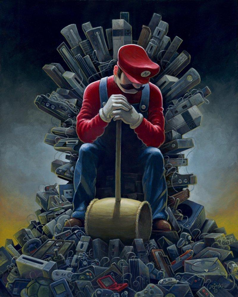 Лучший арт по «Игре Престолов»   Канобу - Изображение 51
