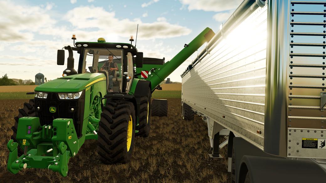 Создатели Farming Simulator 19 выпустили трейлер-пародию на «Форсаж»   Канобу - Изображение 1
