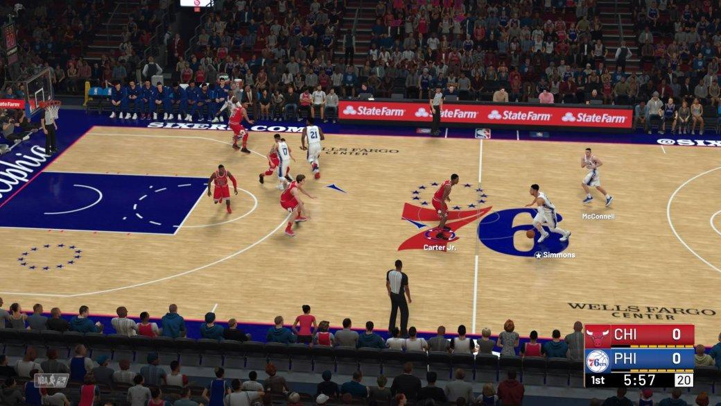 Рецензия на NBA 2K19 | Канобу - Изображение 6
