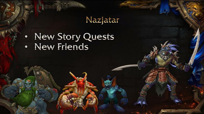 Новый кинематографический ролик Battle for Azeroth и дата выхода World of Warcraft: Classic   Канобу - Изображение 2858