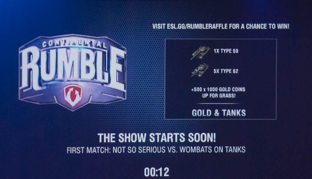 Репортаж с World of Tanks: Continental Rumble | Канобу - Изображение 9