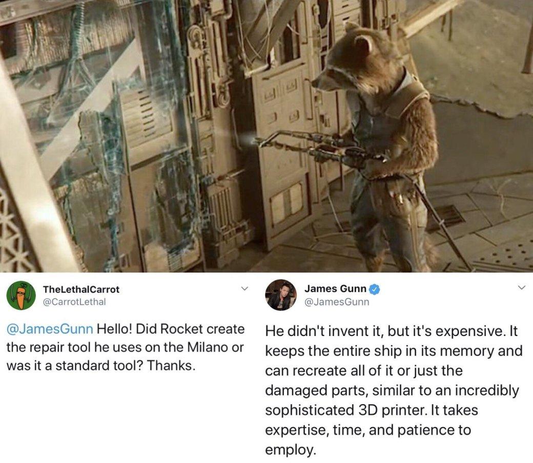 Теория: в«Мстителях: Финал» Тони Старк выживет при помощи одного изинструментов Ракеты | Канобу - Изображение 11445