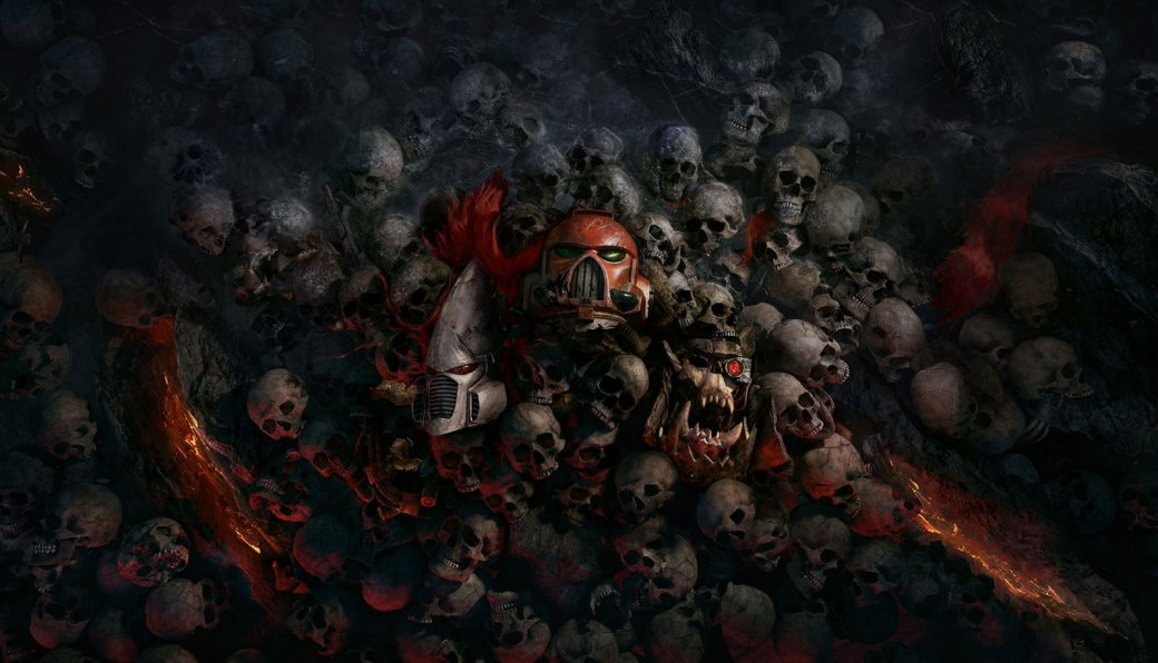 Обзор Warhammer 40.000: Dawn of War III - рецензия на игру Warhammer 40.000: Dawn of War III | Рецензии | Канобу