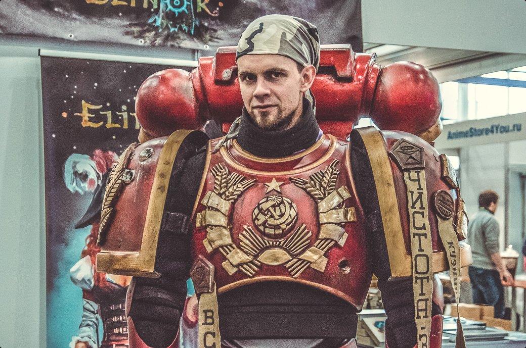 ФОТО. Косплей на«ИгроМире 2017» иComic Con Russia 2017 | Канобу - Изображение 3