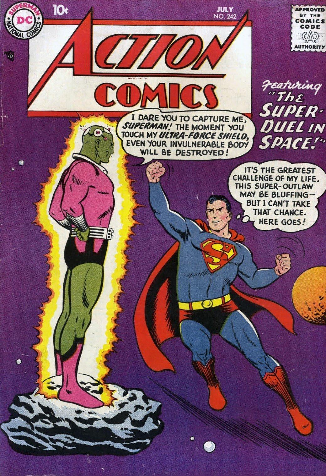 История Супермена иэволюция его образа вкомиксах   Канобу - Изображение 9400