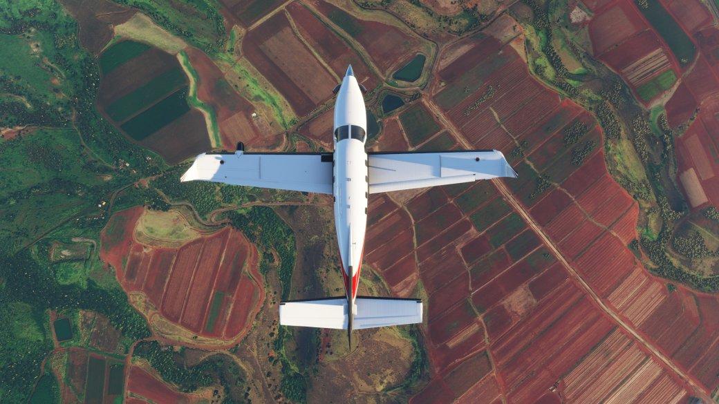 Обзор Microsoft Flight Simulator(2020) — прорывной авиасимулятор для энтузиастов   Канобу