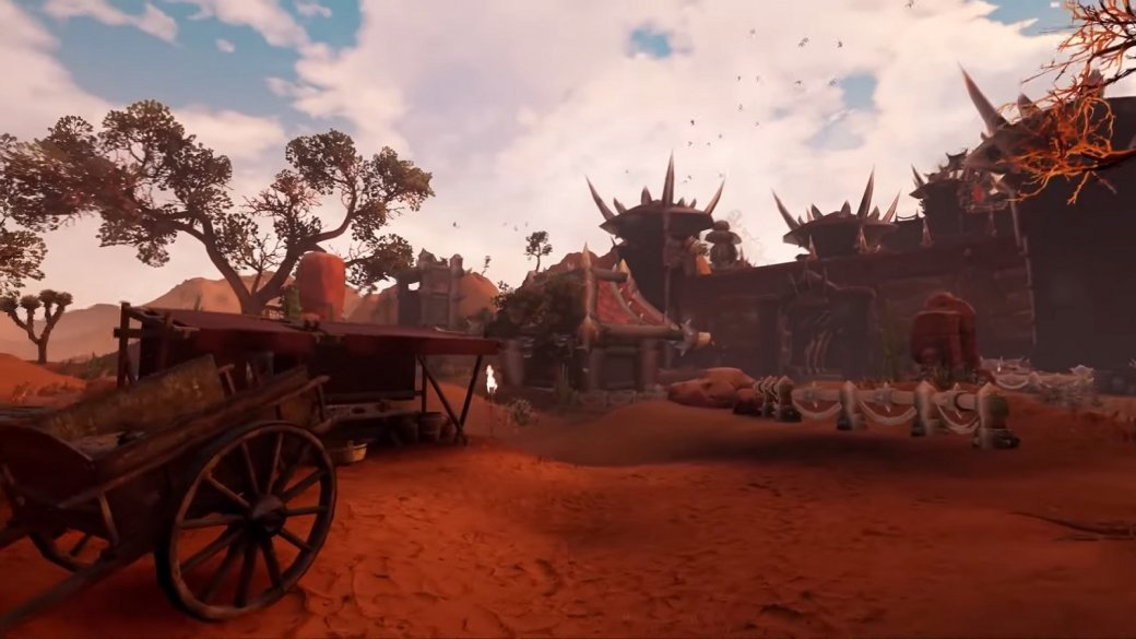 Фанат World ofWarcraft воспроизвел локации изигры надвижке Unreal Engine4. Выглядит неплохо | Канобу - Изображение 3972