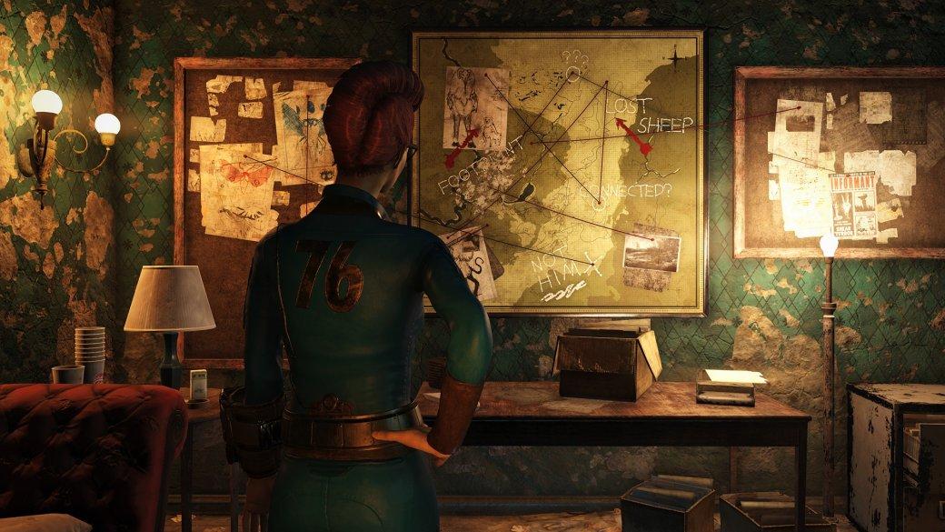 Пит Хайнс признался, что Bethesda даже не думала бросить Fallout 76, несмотря на серьезные трудности   Канобу - Изображение 1