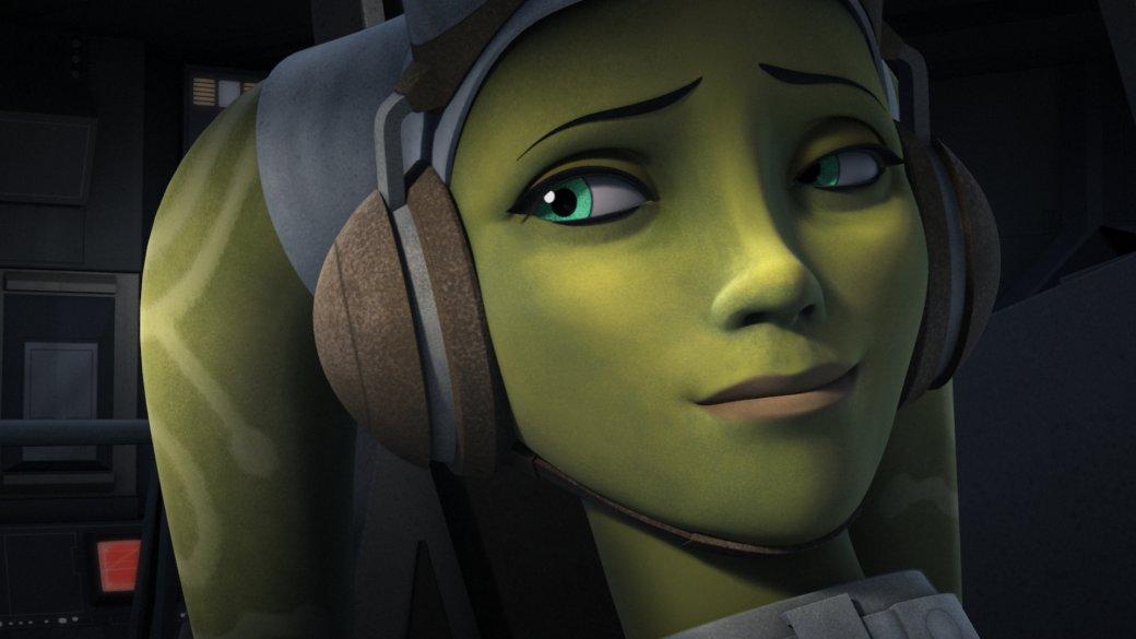 Нетолько Лея! 5 главных женских персонажей нового канона «Звездных Войн» | Канобу - Изображение 684