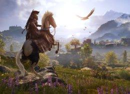 ВAssassin's Creed Odyssey можно получить Пегаса, ноего главная особенность вигру невошла