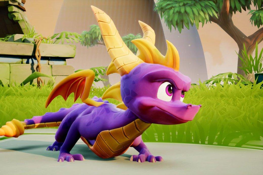 «Spyro, похоже, совсем не стареет» — что думают критики о Spyro Reignited Trilogy | Канобу - Изображение 0