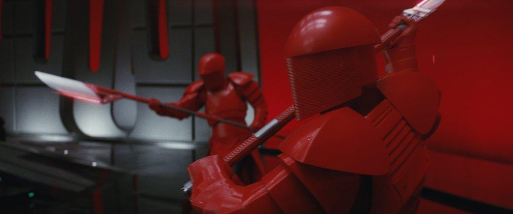 54 неудобных вопроса кфильму «Звездные войны: Последние джедаи» | Канобу - Изображение 7236