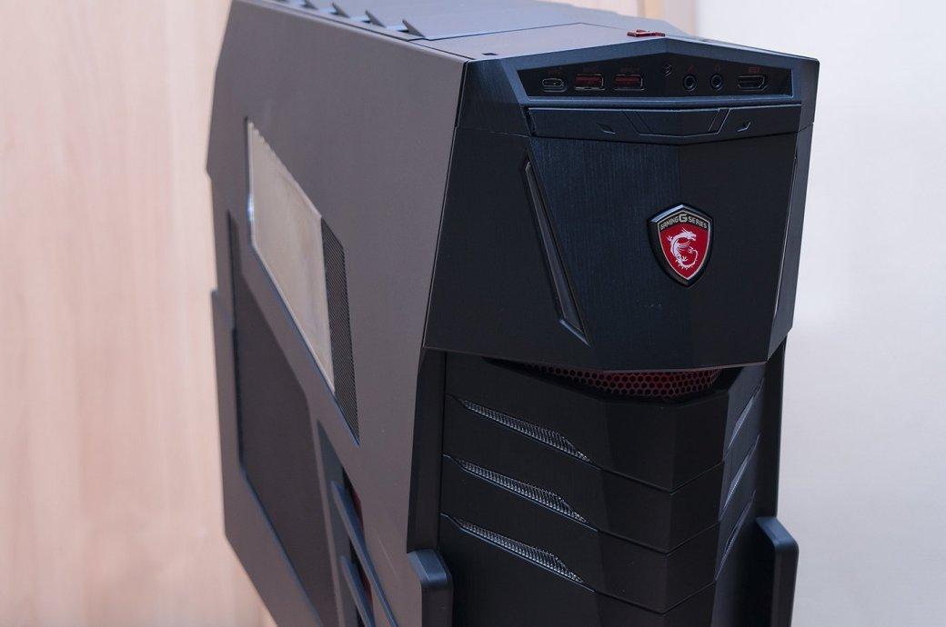 MSI Aegis Ti— мощный игровой PCсбольшим потенциалом для апгрейда | Канобу - Изображение 1