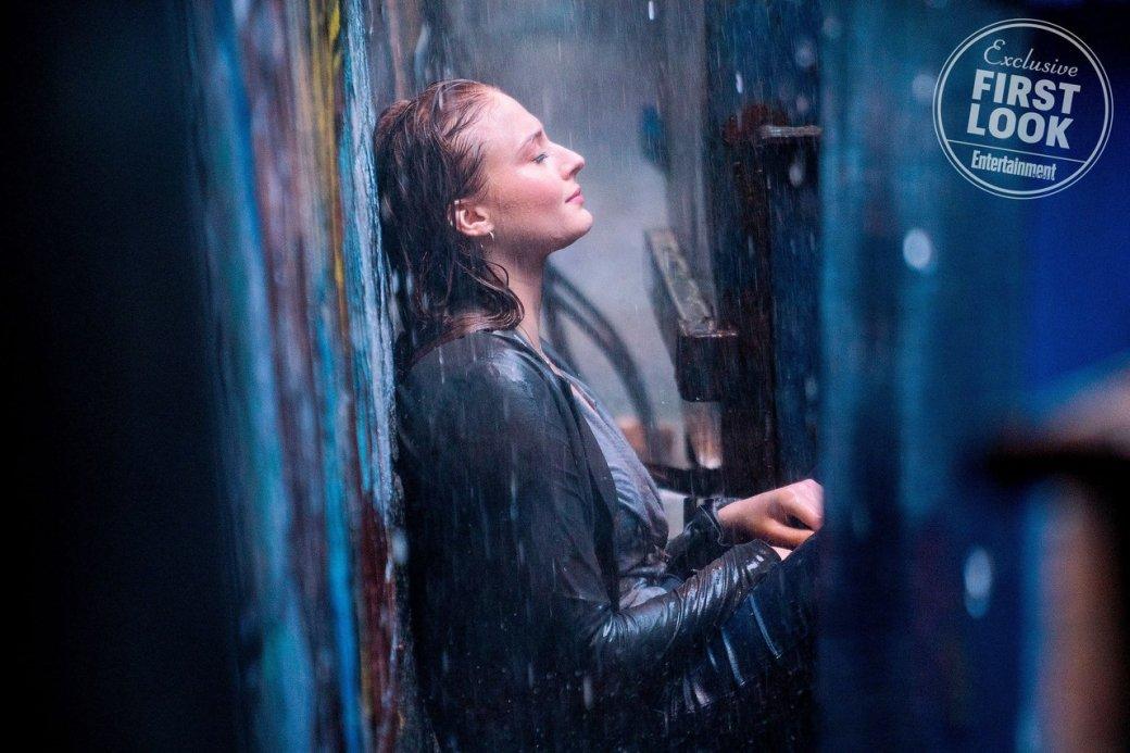 Очень горячая Софи Тернер напервых кадрах фильма «Люди Икс: Темный Феникс» | Канобу - Изображение 5