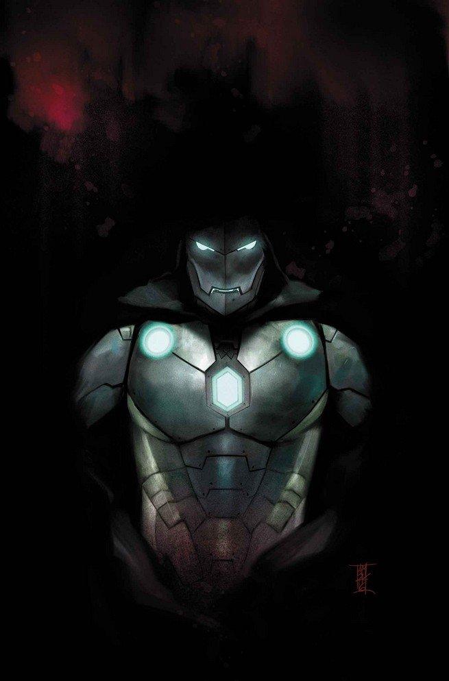 Мистер Фантастик стал врагом Железного Человека – доброго Доктора Дума | Канобу - Изображение 822