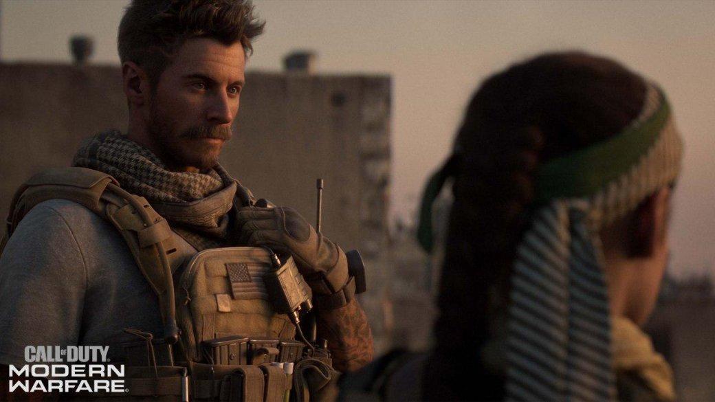 «Кастовия иРоссия— разные страны». Что мыузнали изпоказа кампании Call ofDuty: Modern Warfare | Канобу - Изображение 0