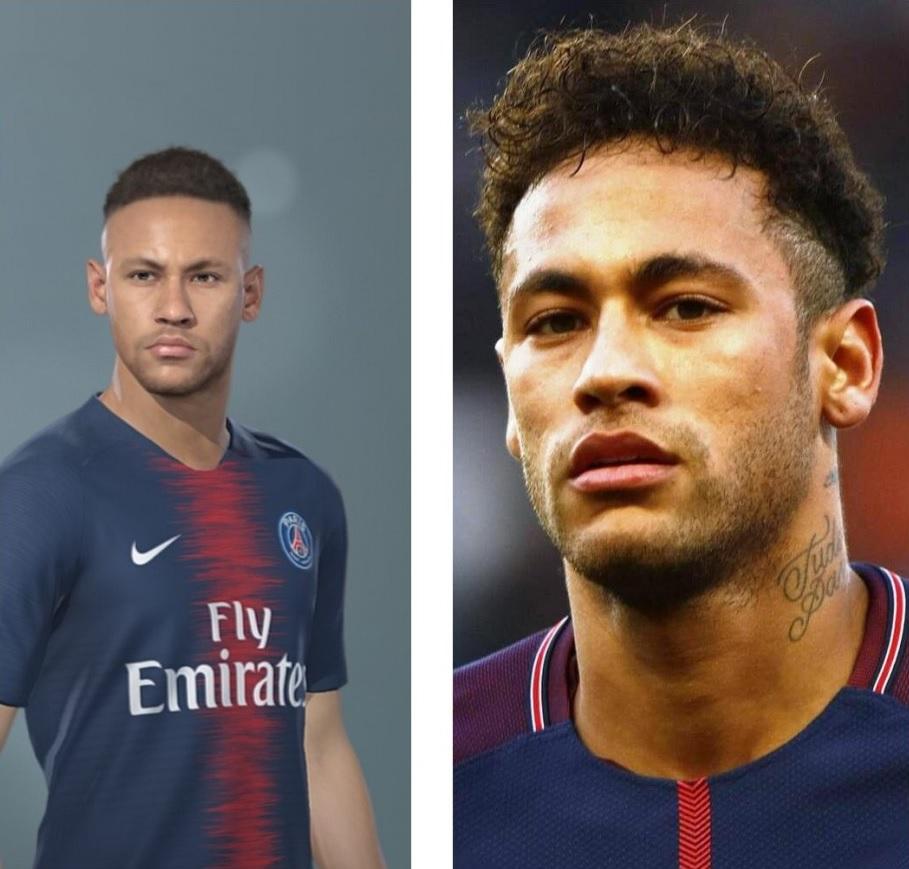 Сравнение лучших футболистов и их виртуальных версий из PES 2019. - Изображение 4