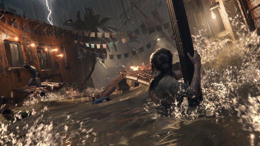 Из огня да в полымя: первые 15 минут игрового процесса Shadow of the Tomb Raider. - Изображение 1