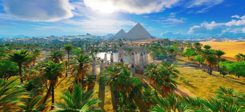 Рецензия на Assassin's Creed: Origins. Обзор игры - Изображение 14