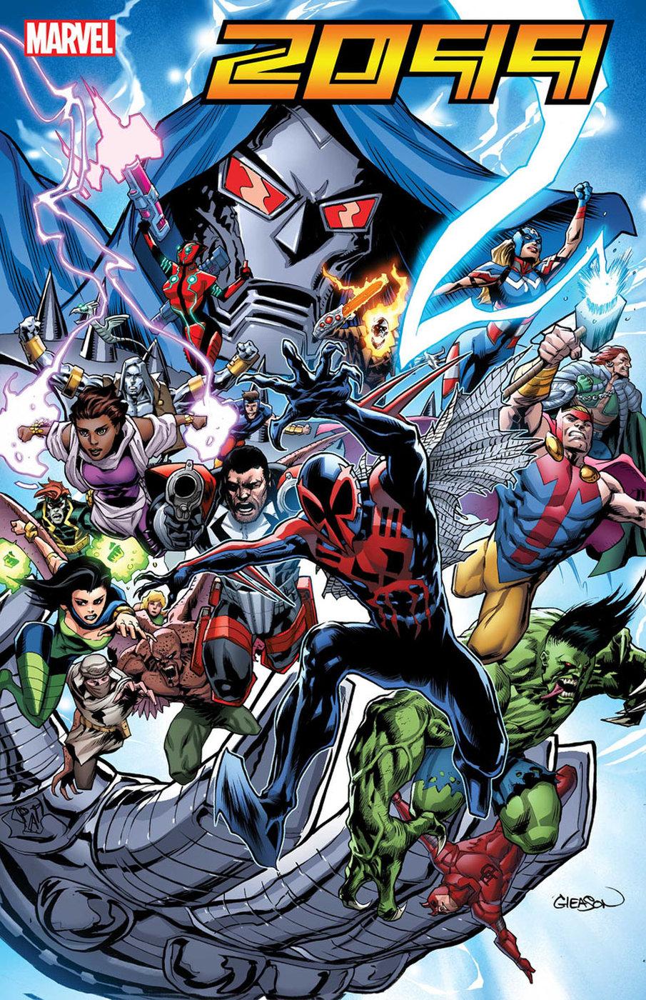 Конан-Варвар в2099 году? Новый кроссовер Marvel отправит разных героев вбудущее | Канобу - Изображение 0