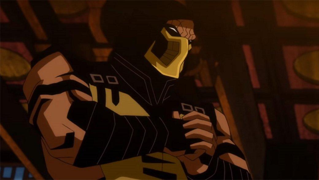 Рецензия на фильм «Легенды «Смертельной битвы»: Месть Скорпиона» | Канобу