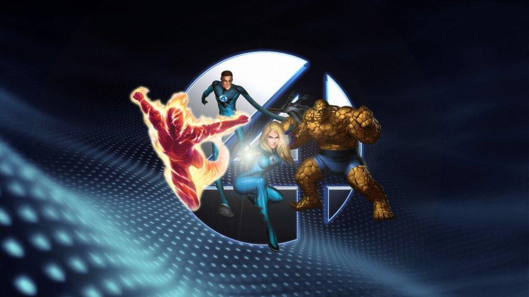 Слух: Marvel планирует очередной ребут «Фантастической Четверки» в2022 году | Канобу - Изображение 13783