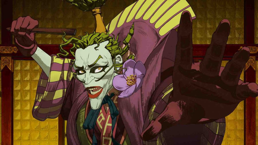 Рецензия нааниме Batman Ninja. Лучшее анимационное произведение осупергероях | Канобу - Изображение 4