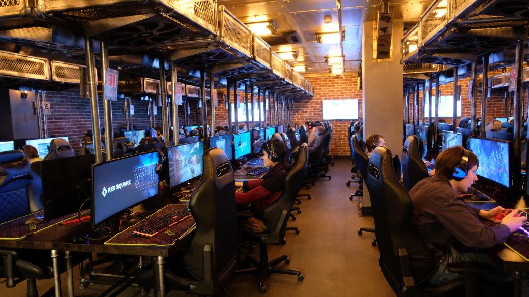 Yota Arena: почувствуй себя киберспортсменом | Канобу - Изображение 1