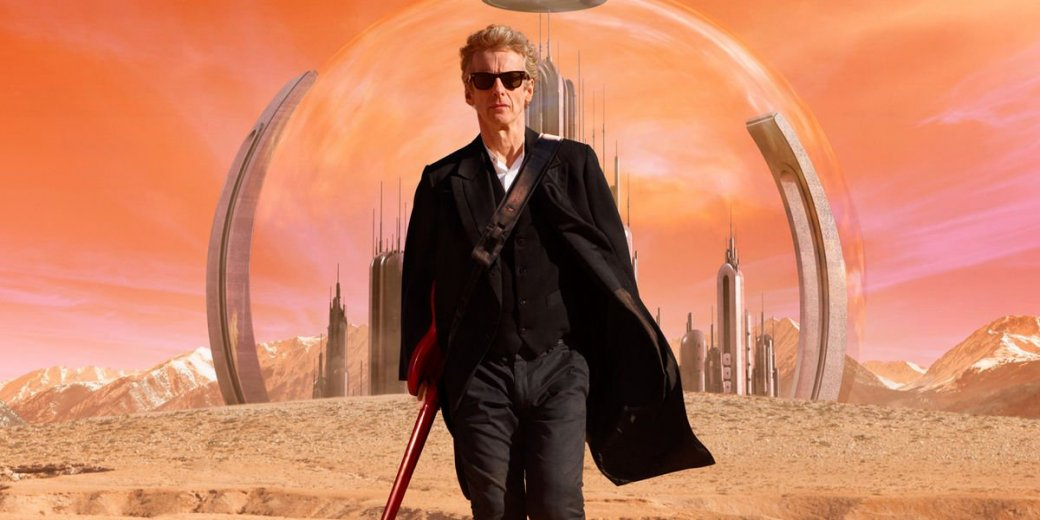 Моффата отлучат от«Доктора Кто», чтобы продавать больше игрушек | Канобу - Изображение 11004