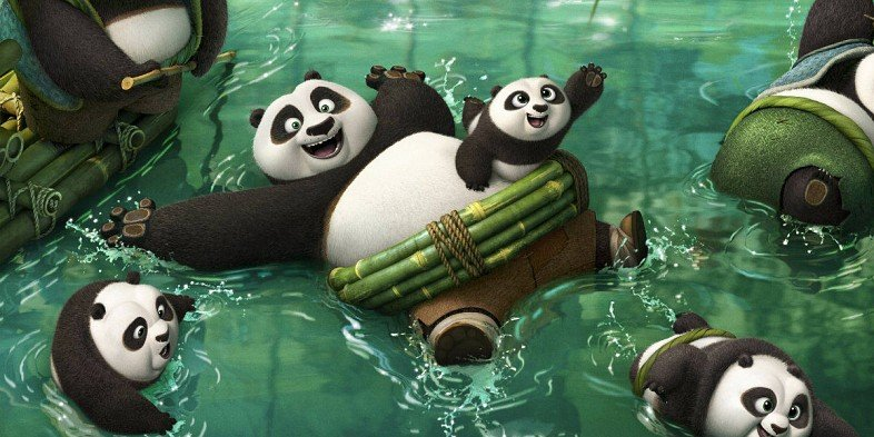 Рецензия на «Кунг-фу Панду 3» | Канобу