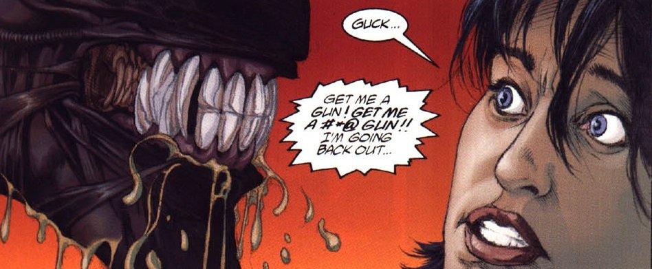 Жуткие комиксы про Чужих, откоторых кровь стынет вжилах | Канобу - Изображение 3937