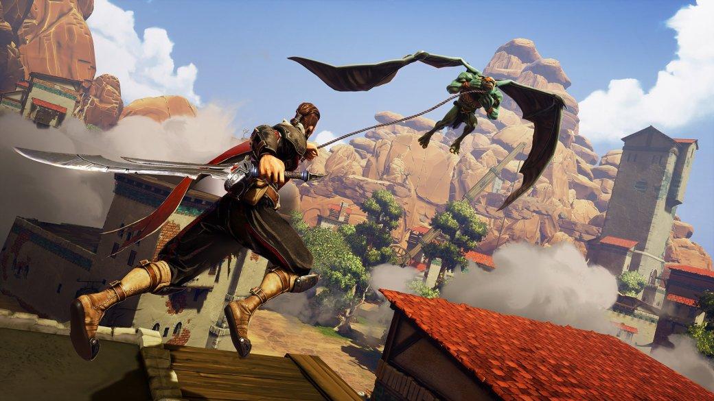 Рецензия на Extinction, игру, похожую на Attack on Titan и Shadow of the Colossus | Канобу - Изображение 4